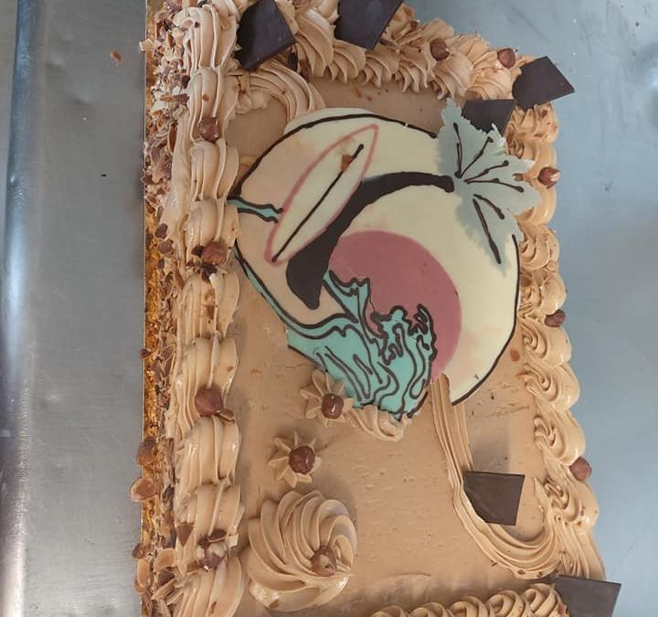 Gâteaux à  thèmes