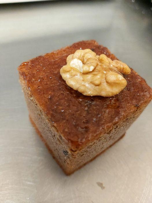 NOUVEAU !!!  Cake, noix cannelle dans la Boulange…